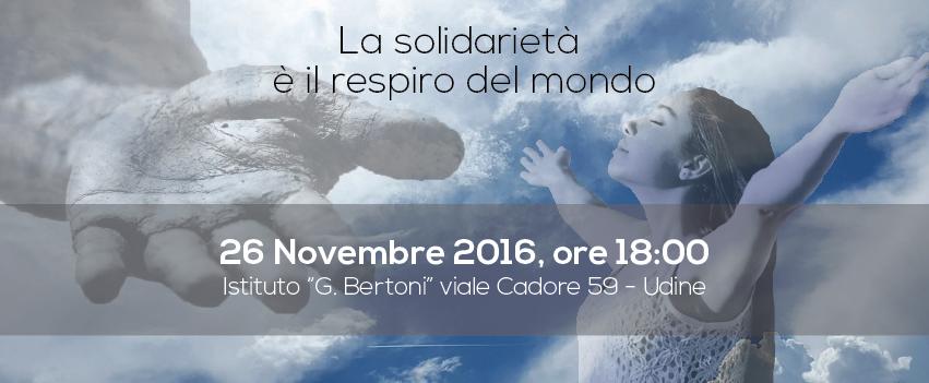 49° Assemblea Annuale: La solidarietà è il respiro del mondo